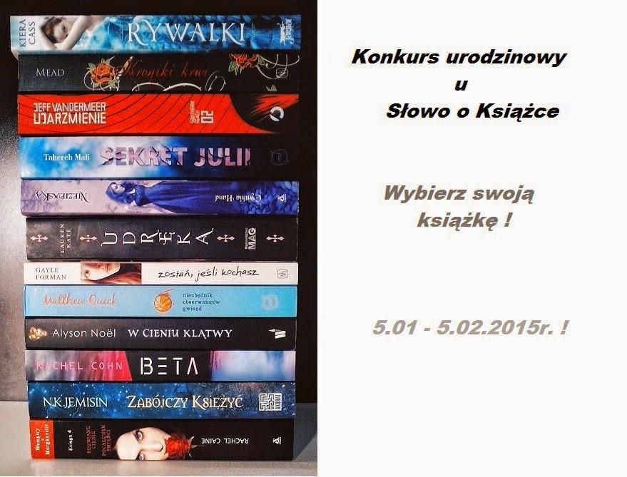 http://slowooksiazce.blogspot.com/2015/01/rok-mojego-udziau-w-blogosferze-konkurs.html