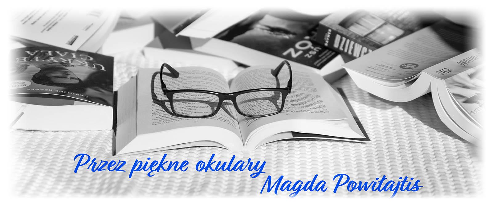 Przez Piękne Okulary - książkowe recenzje